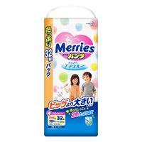 "Подгузники-трусики ""Merries XXL"" (15-28 кг; 32 шт.)"
