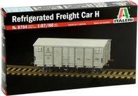"Вагон ""Refrigerated Freight Car H"" (масштаб: 1/87)"