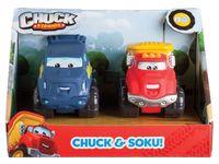 """Игровой набор """"Chuck & Friends"""" (2 шт)"""