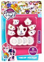 "Набор детской посуды ""My Little Pony"" (арт. CH187-R2)"