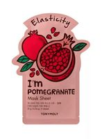 """Тканевая маска для лица """"I'm Real. Pomegranate"""" (21 мл)"""