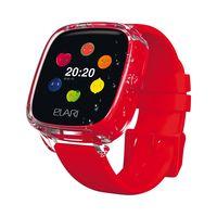 Умные часы Elari Kidphone Fresh (красные)