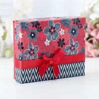 """Подарочная коробка """"Цветы"""" (арт. 3763405)"""