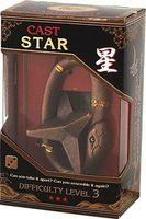 """Головоломка Cast Puzzle """"Star"""". Уровень сложности 3"""