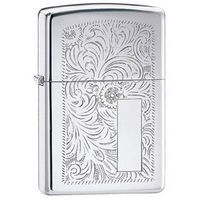 Зажигалка Zippo 352. Venetian. High Polish Chrome