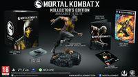 Mortal Kombat X. Kollector`s Edition (PS4)