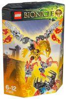 "LEGO Bionicle ""Икир, Тотемное животное Огня"""