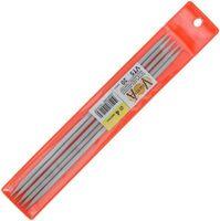 Спицы для вязания (металл; 4.0 мм; 5 шт.; арт. VT5)