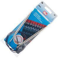 Спицы круговые для вязания (латунь; 7 мм; 100 см)