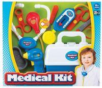 """Игровой набор """"Мой доктор"""" (9 предметов)"""