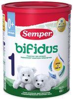 """Сухая молочная смесь Semper """"Bifidus 1"""" (400 г)"""