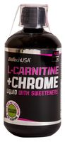"Л-карнитин ""L-Carnitine Chrome"" (500 мл; яблоко-груша)"