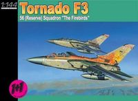 "Набор самолетов ""Tornado F3 56 Squadron the Firebirds"" (масштаб: 1/144)"