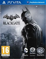 Batman. Arkham Origins Blackgate (PSV)