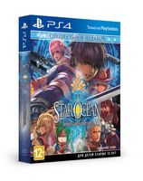 Star Ocean: Integrity and Faithlessness. Специальное издание (PS4)