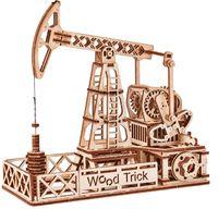 """Сборная деревянная модель """"Нефтяная вышка"""""""