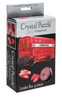 """Пазл-головоломка """"Crystal Puzzle. Лондонский автобус"""" (53 элемента)"""