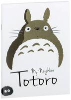 """Блокнот """"Тоторо"""" (А5; арт. 118)"""