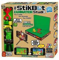 """Игровой набор """"StikBot. Анимационная студия со сценой и питомцем"""""""