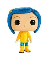 "Фигурка ""Coraline in Raincoat"" (арт. 41387)"