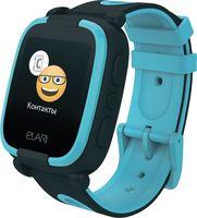 Умные часы Elari KidPhone Lite (черные)