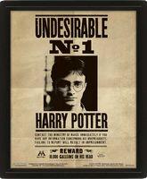 """Постер 3D """"Harry Potter. Sirius and Harry"""""""