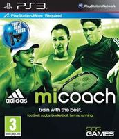 Adidas miCoach (только для PS Move) (PS3)