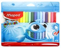 """Набор фломастеров цветных """"Color Peps Ocean"""" (18 цветов)"""
