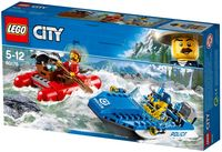 """LEGO City """"Погоня по горной реке"""""""