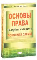 Основы права Республики Беларусь. Понятия и схемы