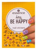 "Наклейки для дизайна ногтей ""Nail stickers"" тон: hey, be happy"