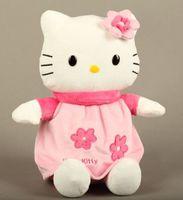 """Мягкая музыкальная игрушка """"Hello Kitty"""" (25 см)"""