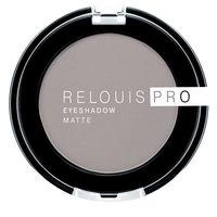 """Тени для век """"Relouis Pro Eyeshadow Matte"""" (тон: 16, sharkskin)"""