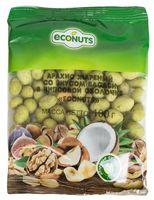 """Арахис в глазури """"Econuts. Со вкусом васаби"""" (100 г)"""