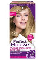 """Краска-мусс для волос """"Perfect Mousse"""" тон: 950, золотисто-русый"""