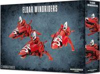 Warhammer 40.000. Craftworlds. Windriders (46-06)