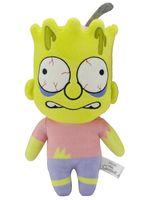 Мягкая фигурка Simpsons Zombie Bart