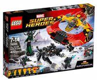 """LEGO Super Heroes """"Решающая битва за Асгард"""""""
