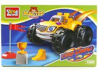 """Конструктор """"Мастер малыш. Супер джипы"""" (11 деталей; арт. LL-1009-R)"""