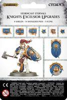 Warhammer Age of Sigmar. Stormcast Eternals. Knigts Excelsior Upgrades (96-21)