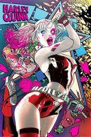 """Постер """"DC. Harley Quinn"""""""