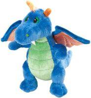 """Мягкая игрушка """"Дракон синий"""" (20 см)"""