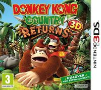 Donkey Kong Country Returns (Nintendo 3DS)