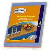 Салфетки для уборки вискозные Grosik (3 шт)