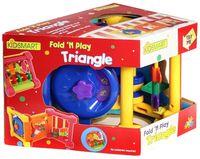 """Развивающая игрушка """"Игровой треугольник"""""""