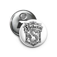 """Открывалка-магнит """"Гарри Поттер. Слизерин"""" (арт. 113)"""