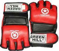 """Перчатки для MMA """"Combat Sambo"""" MMR-0027CS (L; красные)"""