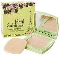"""Компактная пудра для лица """"Ideal Sublime"""" (тон: А1)"""