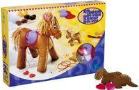 """Набор для шитья из ткани """"Мои прекрасные лошадки"""""""