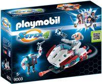 """Игровой набор """"Скайджет с Доктором Х и Робот"""""""